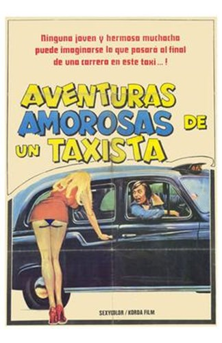 Adventures of a Taxi Driver Poster by Unknown for $26.25 CAD