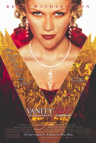 Vanity Fair movie poster Poster by Unknown for $26.25 CAD