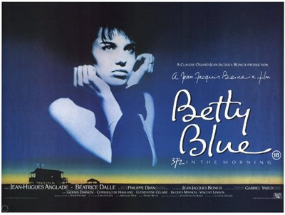 Betty Blue Poster by Unknown for $26.25 CAD