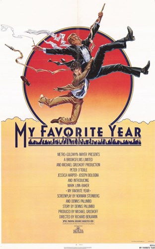 My Favorite Year Poster by Unknown for $26.25 CAD