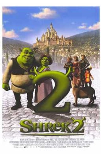 Shrek 2 Castle Poster by Unknown for $26.25 CAD