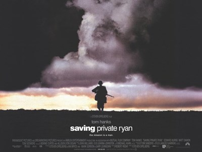 Saving Private Ryan - Horizontal Poster by Unknown for $26.25 CAD