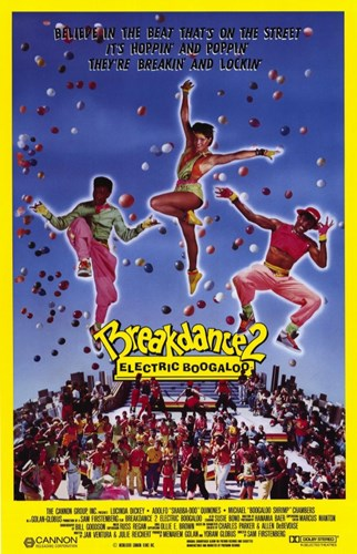 Breakin 2 Electric Boogaloo Poster by Unknown for $26.25 CAD