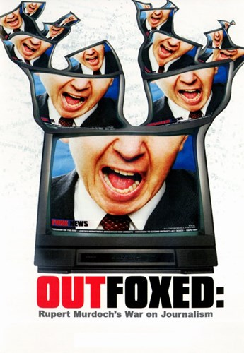 Outfoxed: Rupert Murdoch's War on Journa Poster by Unknown for $26.25 CAD