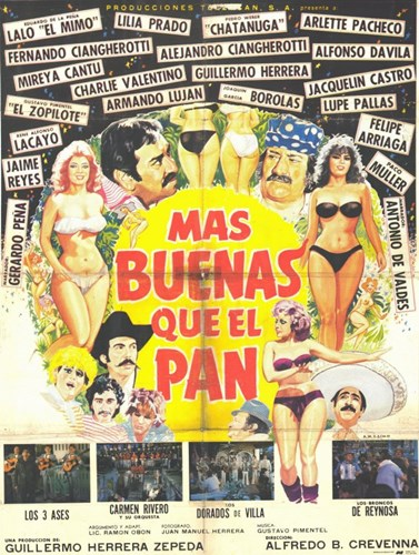Mas buenas que el pan Poster by Unknown for $26.25 CAD