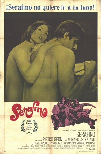Serafino Spanish Poster by Unknown for $26.25 CAD