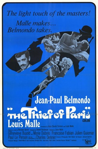 Thief of Paris Poster by Unknown for $26.25 CAD