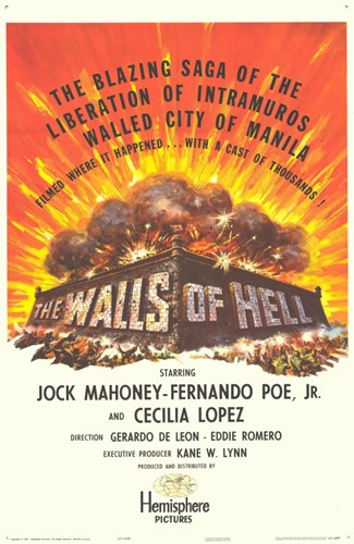 The Walls of Hell Poster by Unknown for $26.25 CAD
