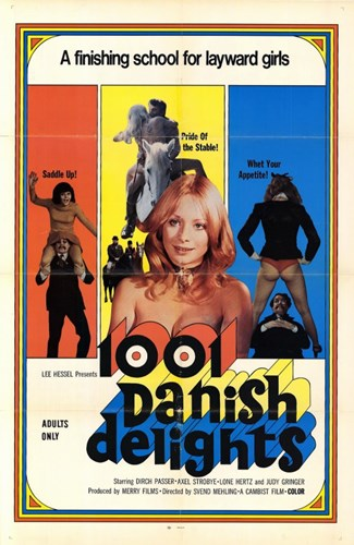 1001 Danish Delights Poster by Unknown for $26.25 CAD
