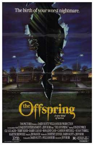 The Offspring Poster by Unknown for $26.25 CAD