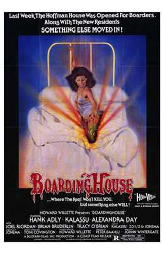 Boarding House Poster by Unknown for $26.25 CAD