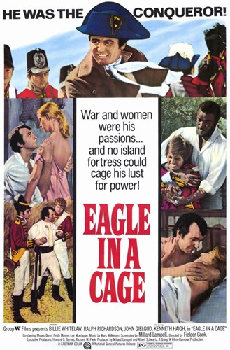 Eagle in a Cage Poster by Unknown for $26.25 CAD