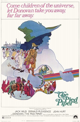 The Pied Piper Poster by Unknown for $26.25 CAD