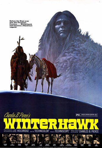 Winterhawk Poster by Unknown for $26.25 CAD