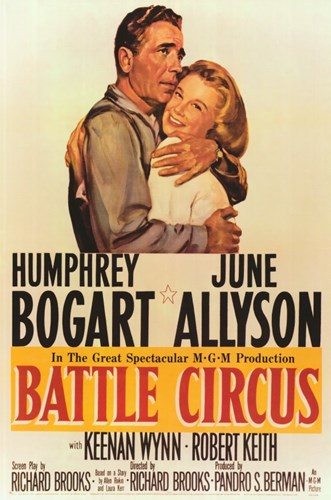Battle Circus Poster by Unknown for $26.25 CAD