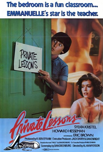 Private Lessons, c.1981 Poster by Unknown for $26.25 CAD