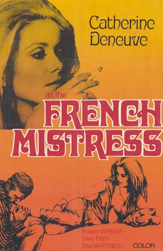 French Mistress Poster by Unknown for $26.25 CAD