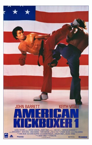 American Kickboxer 1 Poster by Unknown for $26.25 CAD