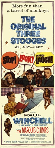 Stop Look and Laugh Poster by Unknown for $26.25 CAD