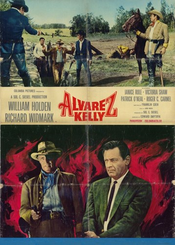 Alvarez Kelly Poster by Unknown for $26.25 CAD