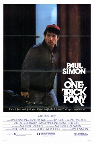One Trick Pony Poster by Unknown for $26.25 CAD