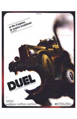 Duel Truck Poster by Unknown for $26.25 CAD