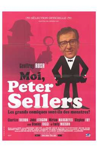The Life and Death of Peter Sellers Poster by Unknown for $26.25 CAD