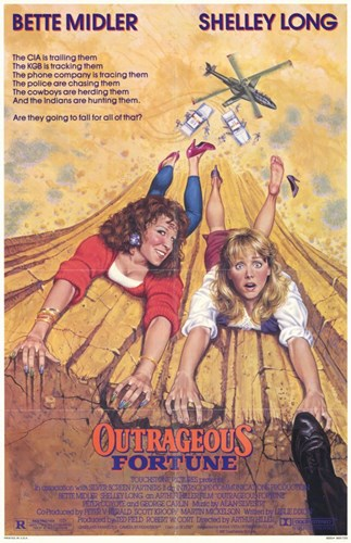 Outrageous Fortune Poster by Unknown for $26.25 CAD