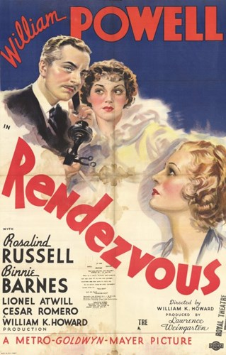 Rendezvous Poster by Unknown for $26.25 CAD