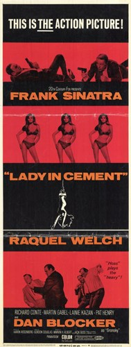Lady In Cement Poster by Unknown for $26.25 CAD