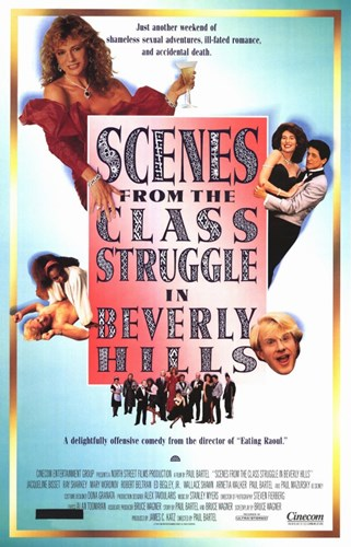 Scenes from the Class Struggle in Beverly Hills Poster by Unknown for $26.25 CAD