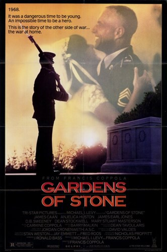 Gardens of Stone Poster by Unknown for $26.25 CAD