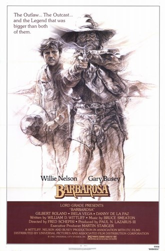 Barbarosa Poster by Unknown for $26.25 CAD