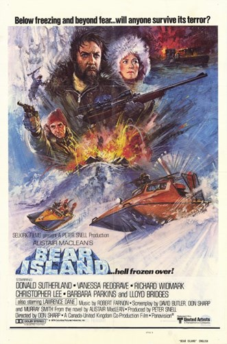Bear Island Poster by Unknown for $26.25 CAD