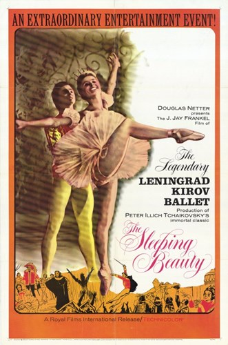 Sleeping Beauty (Ballet) Poster by Unknown for $26.25 CAD