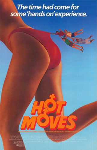 Hot Moves Poster by Unknown for $26.25 CAD