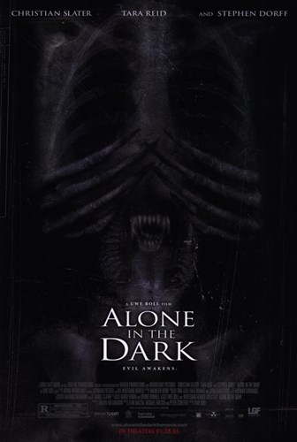Alone in the Dark Poster by Unknown for $26.25 CAD