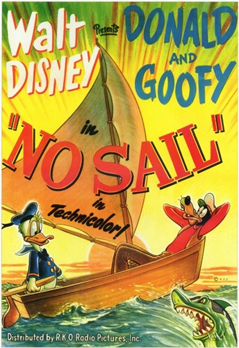 No Sail Poster by Unknown for $26.25 CAD