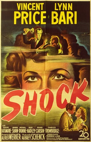 Shock Poster by Unknown for $26.25 CAD