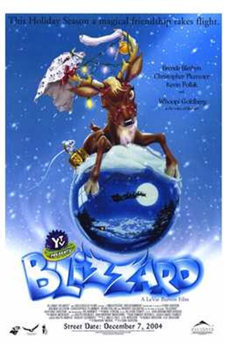 Blizzard Poster by Unknown for $26.25 CAD