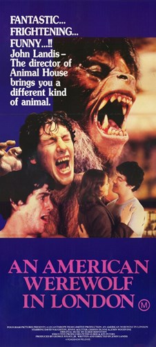 American Werewolf in London Poster by Unknown for $26.25 CAD