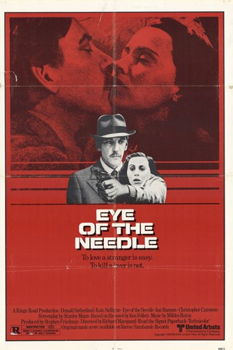 Eye of the Needle Poster by Unknown for $26.25 CAD