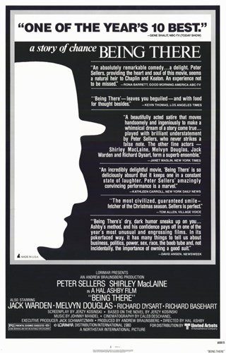 Being There One of the Year's Best 10 Poster by Unknown for $26.25 CAD