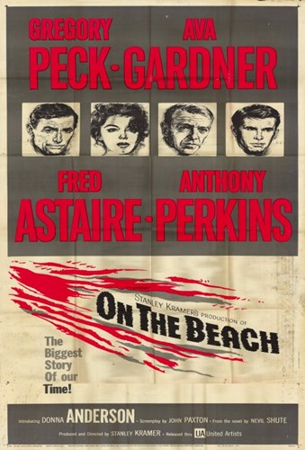 On the Beach Gregory Peck Poster by Unknown for $26.25 CAD