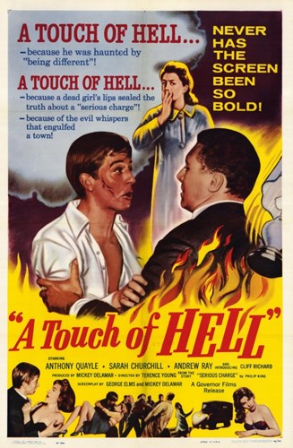 A Touch of Hell Movie Poster Poster by Unknown for $26.25 CAD