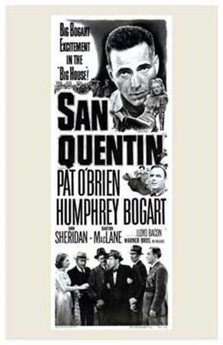 San Quentin Poster by Unknown for $26.25 CAD