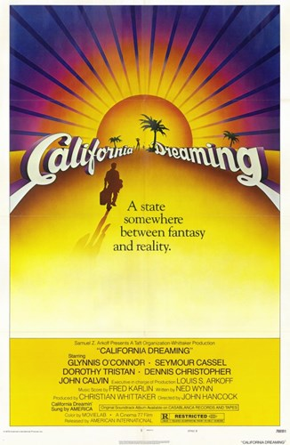 California Dreaming Poster by Unknown for $26.25 CAD