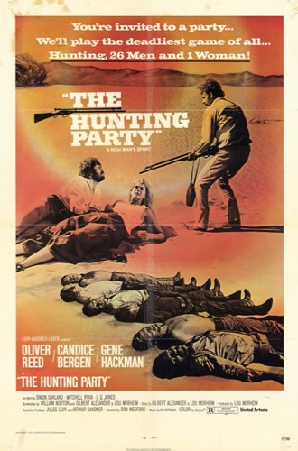 The Hunting Party Poster by Unknown for $26.25 CAD
