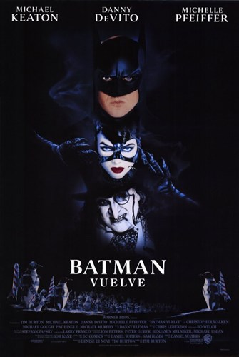 Batman Returns Cast Poster by Unknown for $26.25 CAD