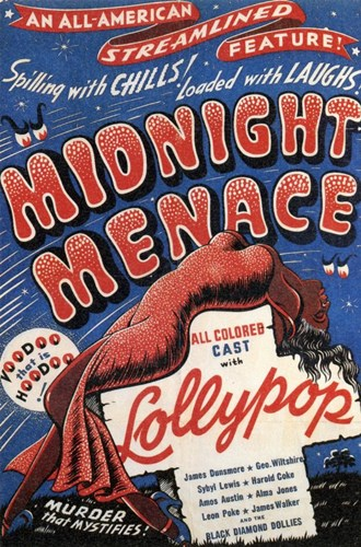 Midnight Menace Poster by Unknown for $26.25 CAD